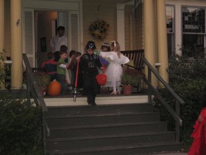 Trick Or Treat: An Unlikely Lesson In Communication