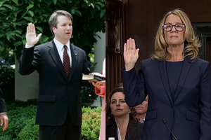 Communication Experts Examine The Ford-Kavanaugh Hearings